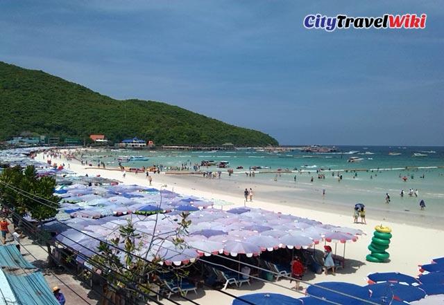 Tawaen Beach, Ko Lan